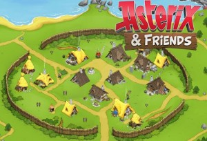 Asterix and Friends Browsergame