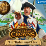 Battle of Crowns – Strategiebrowsergame in der Südsee
